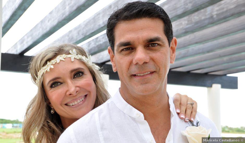 La boda de Adelfo y Ana en Cancún, Quintana Roo