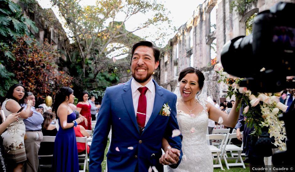 La boda de Esmeralda y Daniel en Mazatepec, Morelos