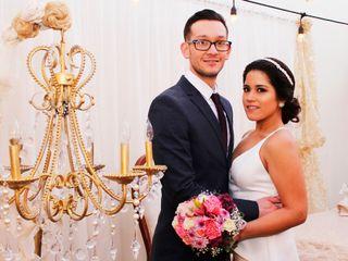 La boda de Michelle y Gustavo