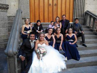La boda de Evelia y Ernesto 1