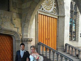 La boda de Evelia y Ernesto 2