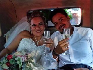 La boda de Evelia y Ernesto