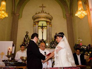 La boda de Erandy y Jorge 2