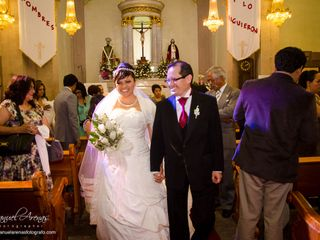 La boda de Erandy y Jorge