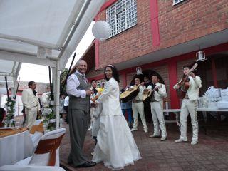 La boda de Mir y Quique