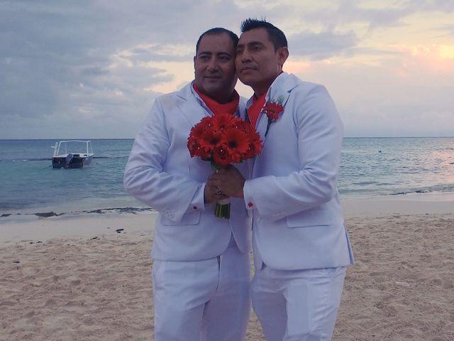 La boda de Renato y Omar