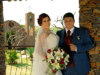 La boda de Dalila y Luis