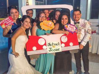 La boda de Yetzel y Josue 1