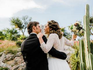 La boda de Christiane y Arturo