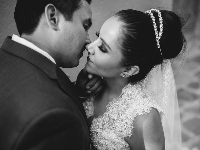 La boda de Amada y Carlos