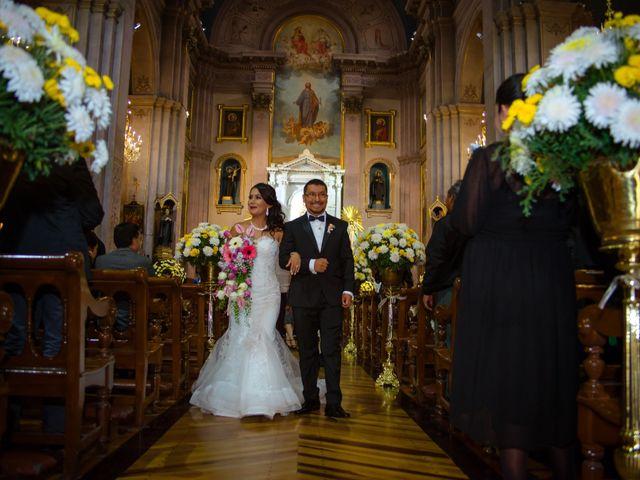 La boda de Yetzel y Josue