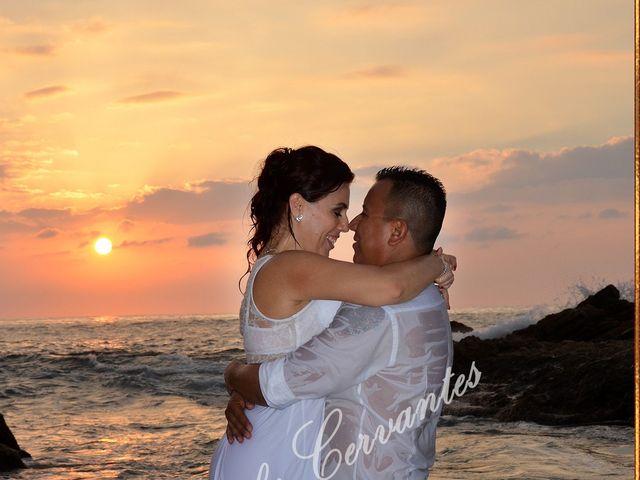 La boda de Ernesto y Janete