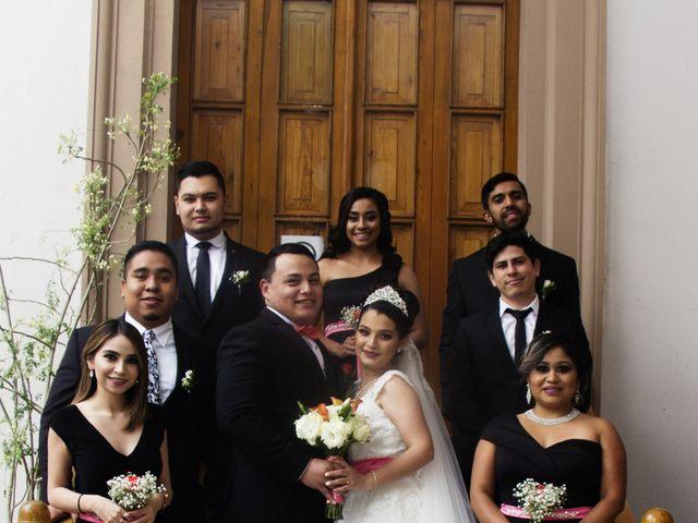 La boda de Yaneth  y Alonso