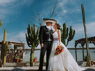 La boda de Ely y Urbano