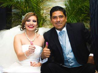 La boda de Nancy y Oswaldo