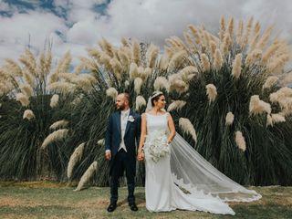 La boda de Marisa y Javier