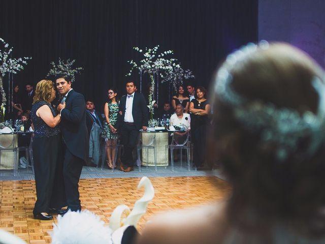 La boda de Oswaldo y Nancy en Monterrey, Nuevo León 1