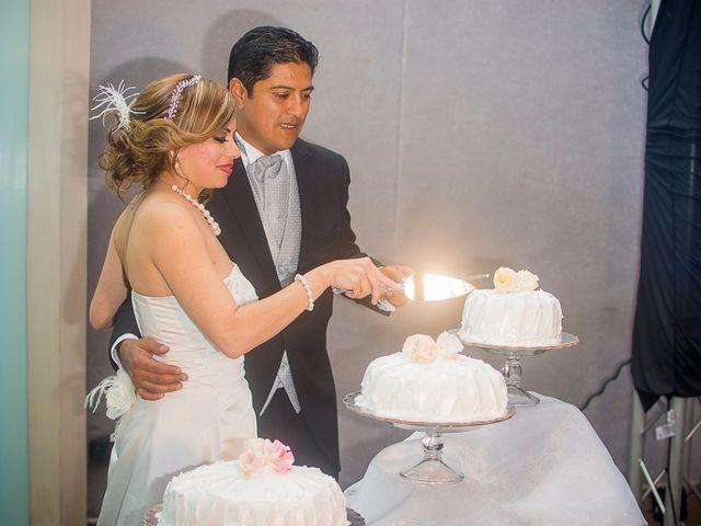 La boda de Oswaldo y Nancy en Monterrey, Nuevo León 2