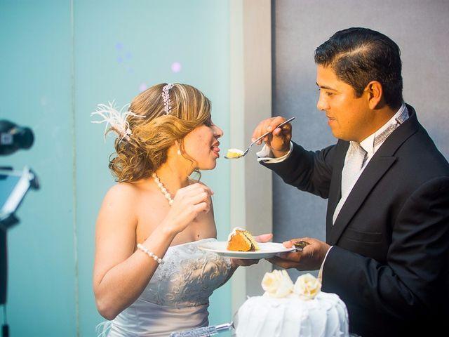 La boda de Oswaldo y Nancy en Monterrey, Nuevo León 3