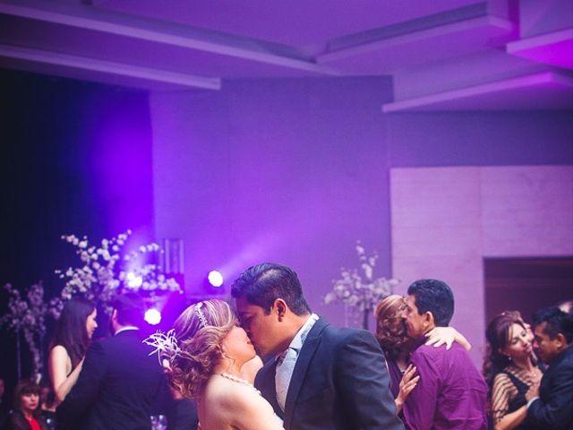 La boda de Oswaldo y Nancy en Monterrey, Nuevo León 4