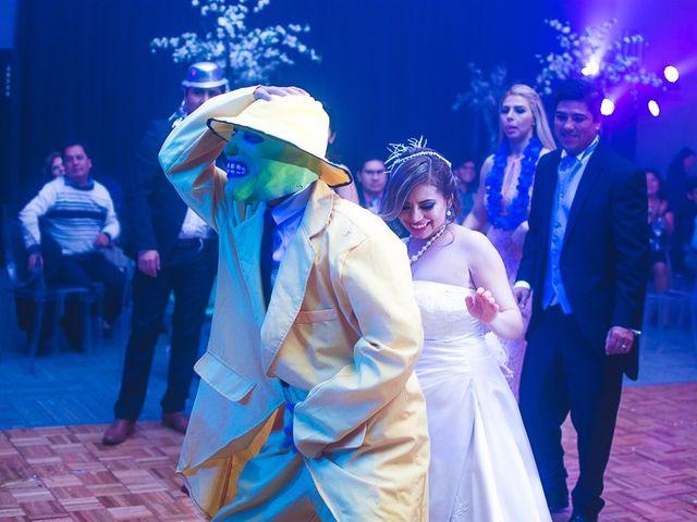 La boda de Oswaldo y Nancy en Monterrey, Nuevo León 5