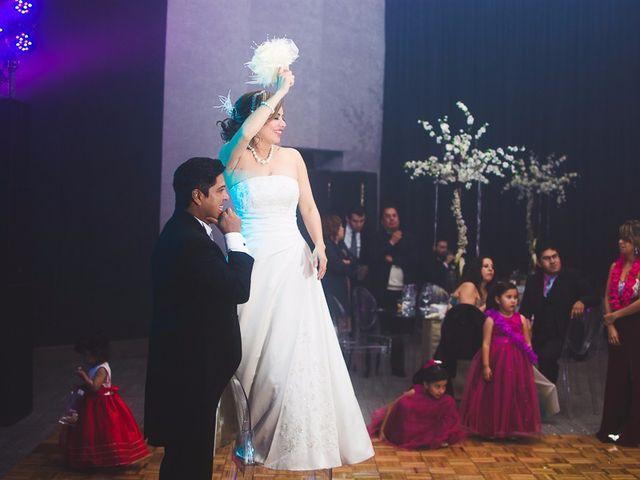 La boda de Oswaldo y Nancy en Monterrey, Nuevo León 7