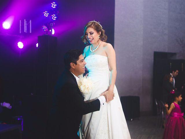 La boda de Oswaldo y Nancy en Monterrey, Nuevo León 8