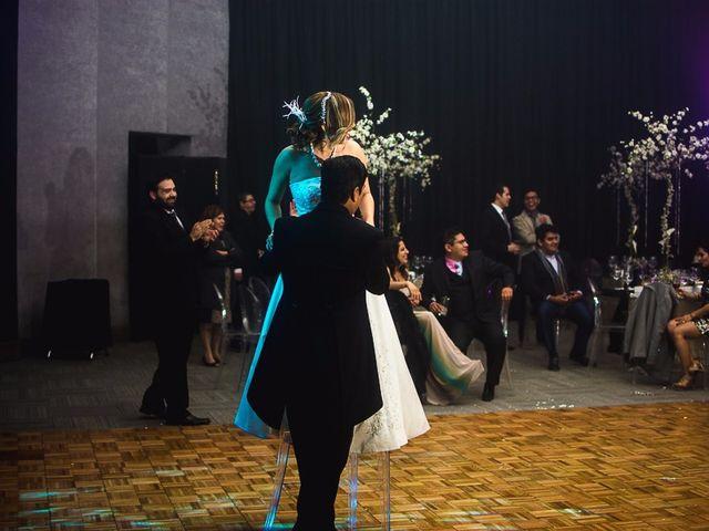 La boda de Oswaldo y Nancy en Monterrey, Nuevo León 10