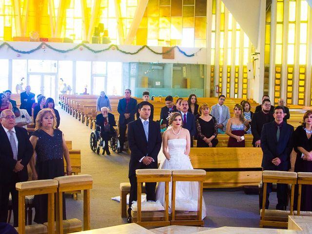 La boda de Oswaldo y Nancy en Monterrey, Nuevo León 14
