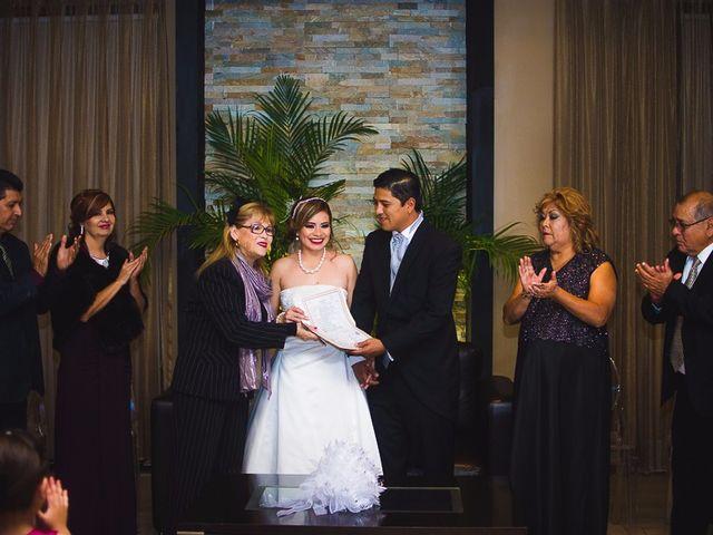 La boda de Oswaldo y Nancy en Monterrey, Nuevo León 15