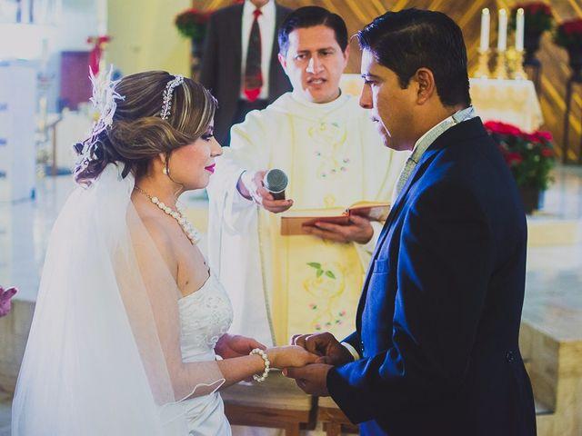 La boda de Oswaldo y Nancy en Monterrey, Nuevo León 24