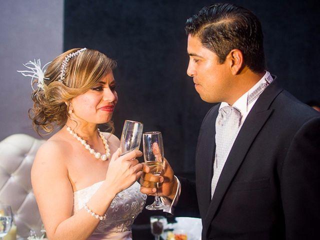 La boda de Oswaldo y Nancy en Monterrey, Nuevo León 27