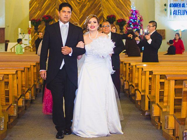 La boda de Oswaldo y Nancy en Monterrey, Nuevo León 28