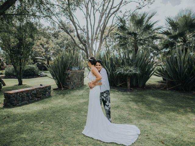 La boda de Javier y Marisa en Querétaro, Querétaro 5