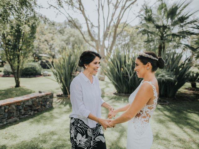 La boda de Javier y Marisa en Querétaro, Querétaro 7
