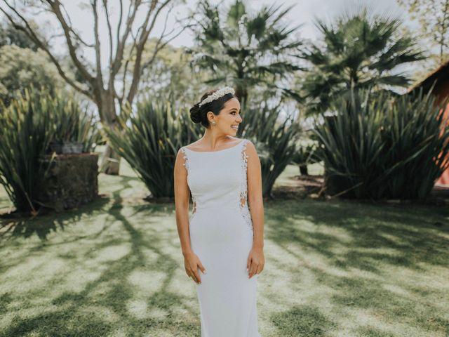 La boda de Javier y Marisa en Querétaro, Querétaro 8