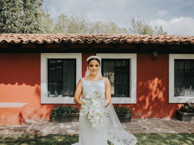 La boda de Javier y Marisa en Querétaro, Querétaro 10