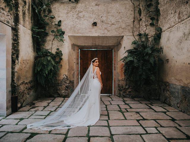 La boda de Javier y Marisa en Querétaro, Querétaro 12