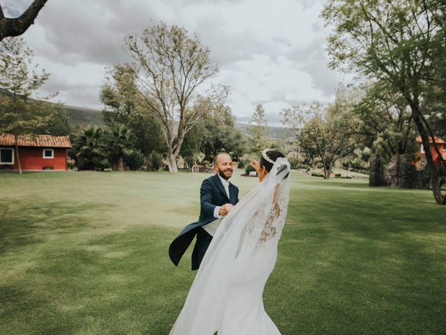 La boda de Javier y Marisa en Querétaro, Querétaro 24