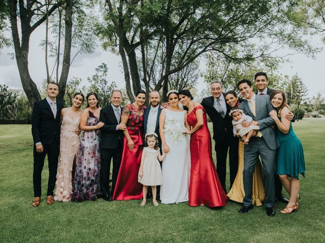 La boda de Javier y Marisa en Querétaro, Querétaro 28