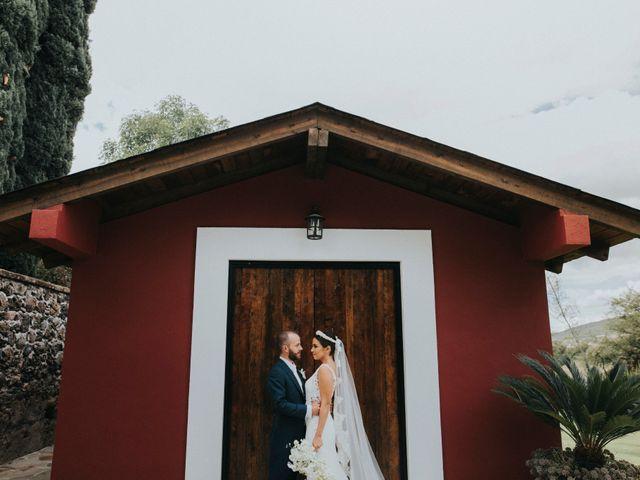 La boda de Javier y Marisa en Querétaro, Querétaro 29