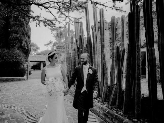 La boda de Javier y Marisa en Querétaro, Querétaro 30