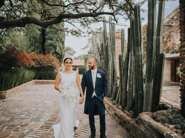 La boda de Javier y Marisa en Querétaro, Querétaro 31