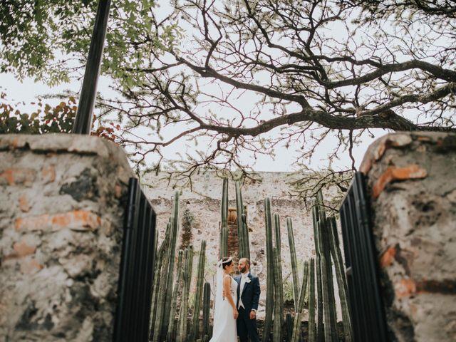 La boda de Javier y Marisa en Querétaro, Querétaro 32