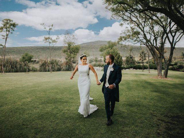 La boda de Javier y Marisa en Querétaro, Querétaro 35