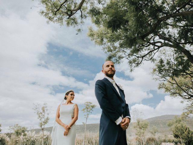 La boda de Javier y Marisa en Querétaro, Querétaro 36