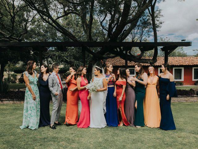 La boda de Javier y Marisa en Querétaro, Querétaro 38