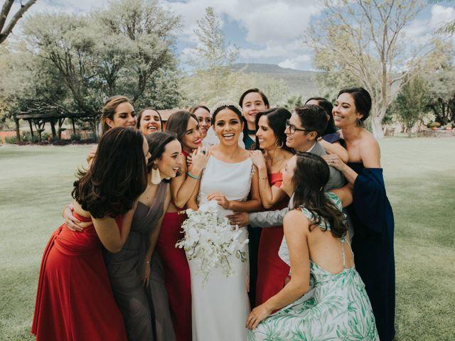 La boda de Javier y Marisa en Querétaro, Querétaro 39