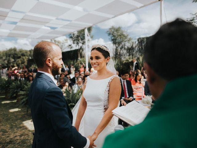 La boda de Javier y Marisa en Querétaro, Querétaro 43