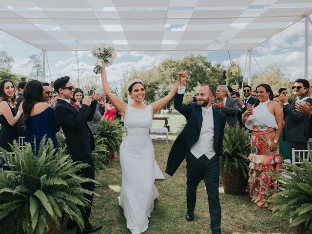 La boda de Javier y Marisa en Querétaro, Querétaro 1